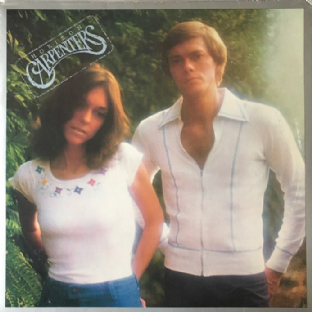 Carpenters - Horizon (LP) (VG/VG-)